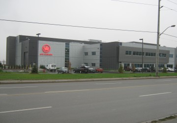 Air Canada New Flight Training Facility