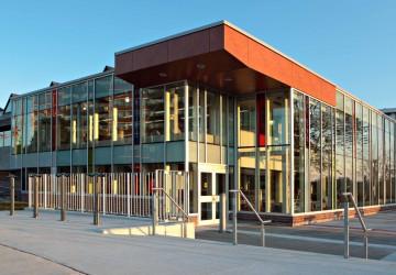 Cedarbrae Library 001