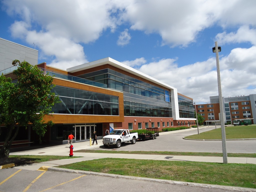 Sheridan College District Energy Center - Buttcon Limited |Sheridan College Davis Campus