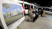 Durham Region Transit – New Maintenance Facility